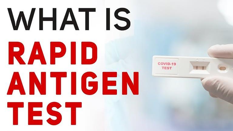 एन्टिजिन परीक्षण ले गर्दा संक्रमण पहिचान गर्ने क्षमता तीव्र गतिमा बढ्न सक्ने
