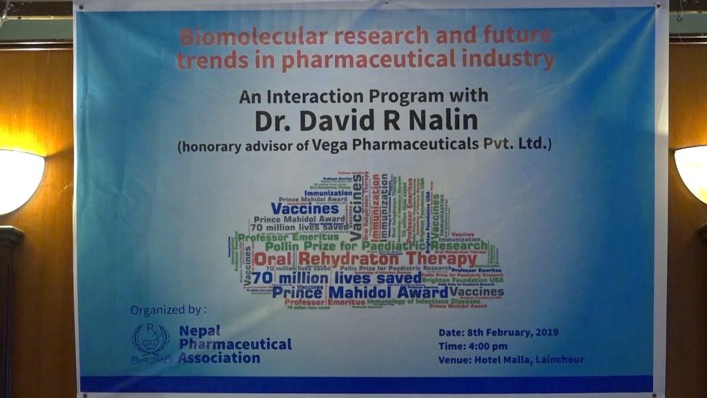 pharmaceutical discussion program